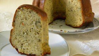 Kypriaki Tyropita (Cypriot Savory Cheese Cake)
