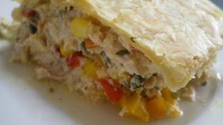 Kotopita - Chicken Pie
