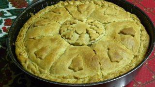 Kreatopita - Meat Pie