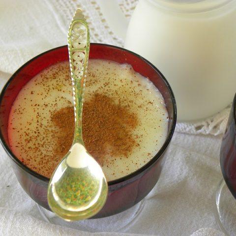 Ryzogalo with cinnamon image