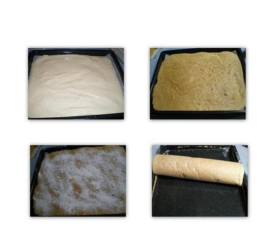 pantespani (sponge cake)