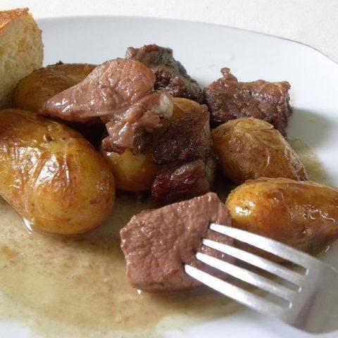 Afelia and Patates antinahtes