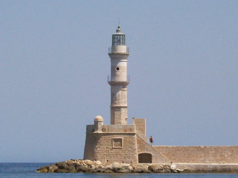 Chania Lighthouse image