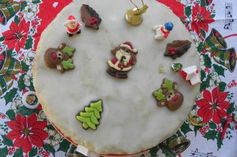 Christmas Cake picture