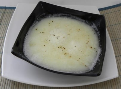 Soupa Avgolemono
