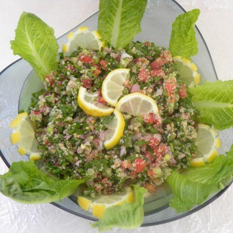 Tambouli salad image