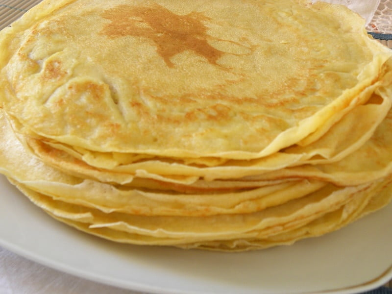 crepes pepared image