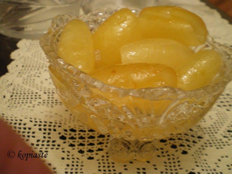 bergamonto Bergamot glyko tou koutaliou image