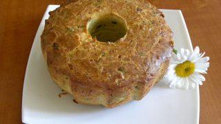 Kypriaki Tyropita (Savory Cypriot Cheese Cake)