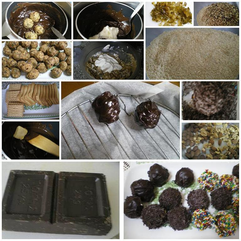 collage truffles image