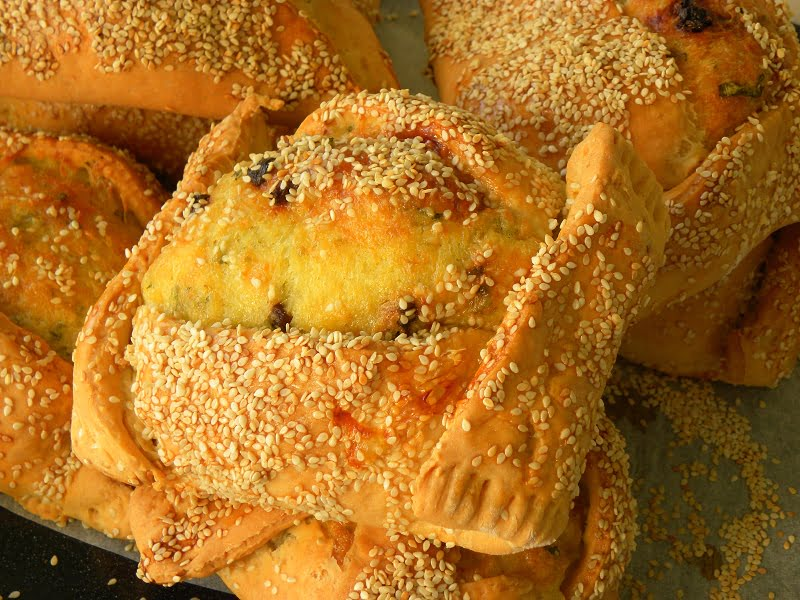 Cypriot Flaounes image