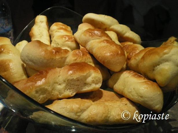 ... × 461 in Greek Easter Traditional Cookies (Paschalina koulourakia