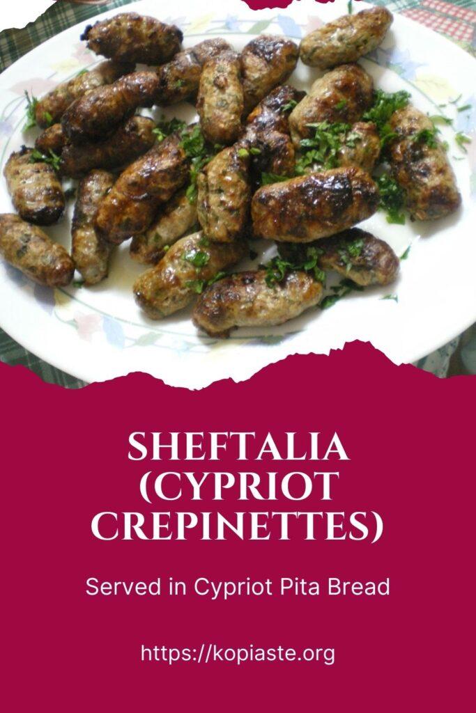 collage Cypriot Sheftalia image