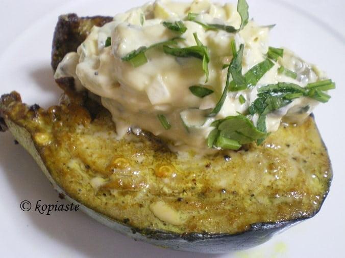 tuna and tartare sauce