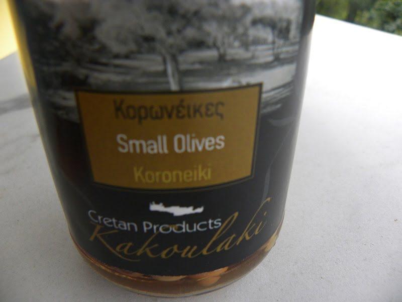 Koroneikes olives image