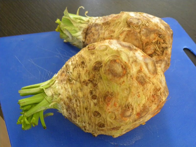 Celeriac and how to use it