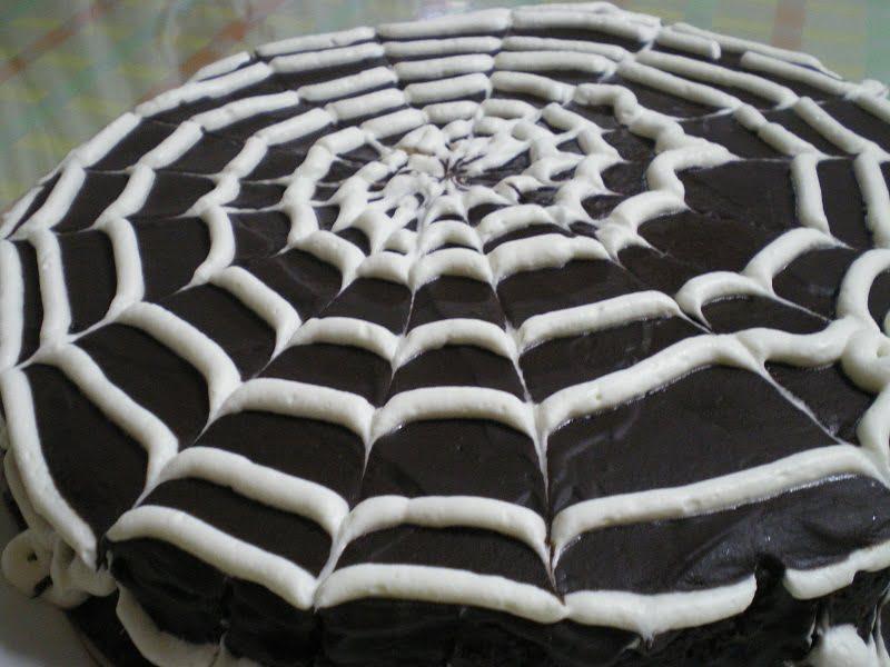 Cob Web Cake image