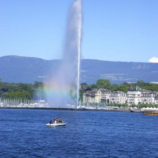Je suis retournée – Geneva:  Day One