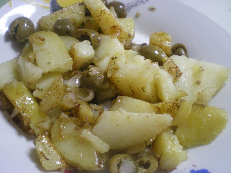 potato salad image
