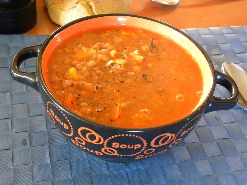 Fakes Tomato Soup image