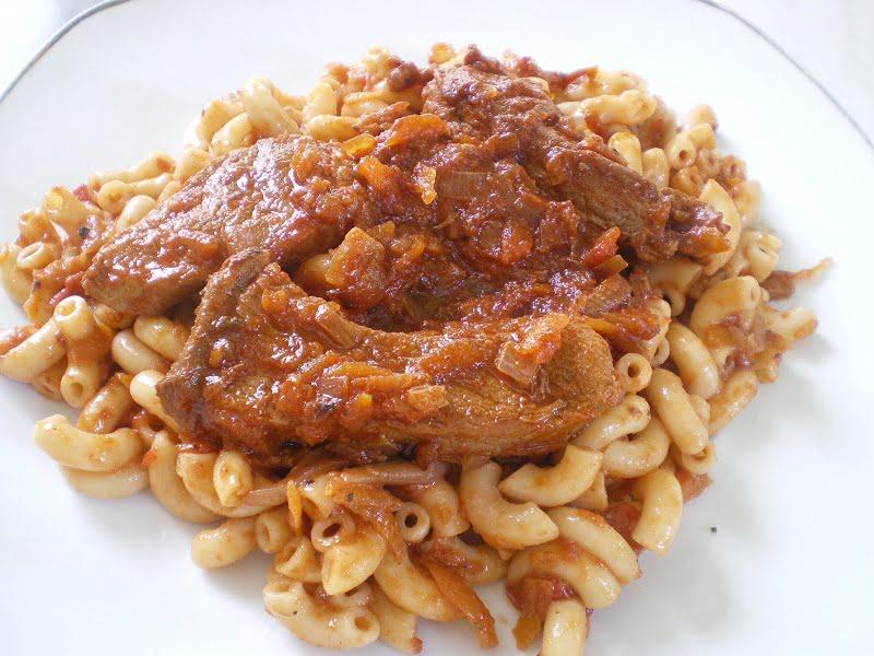 moschari veal stew image