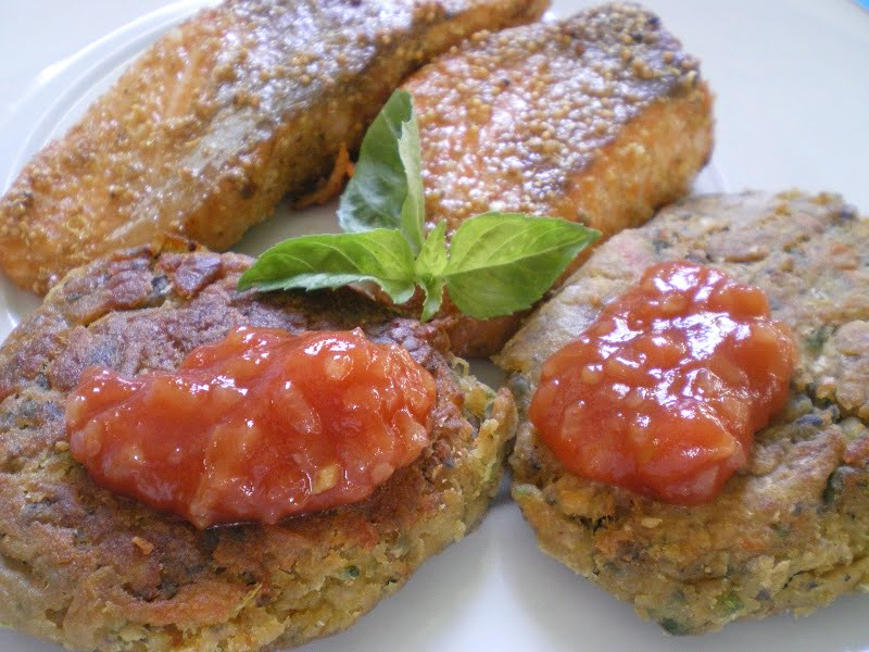 Black-eyed Pea Patties image