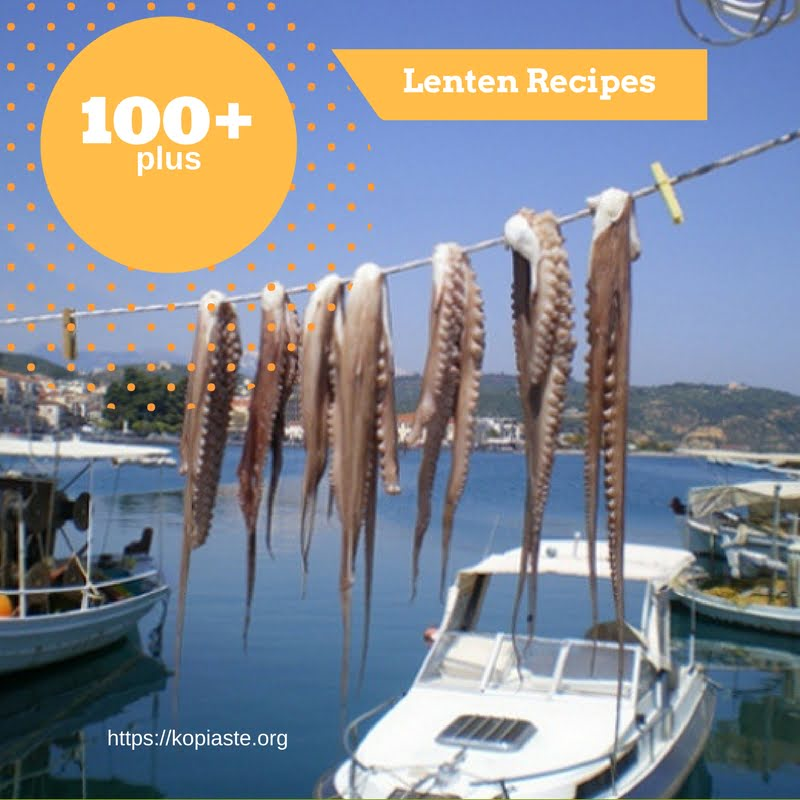 100 plus Lenten recipes image