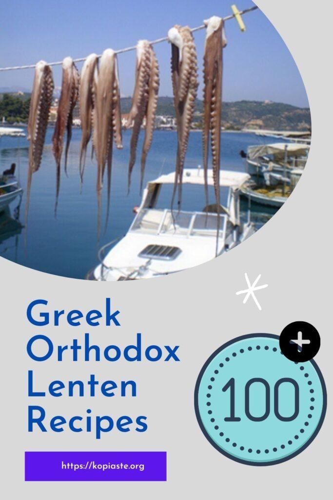 Collage Lenten Recipes image