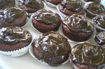 Vegan Chocolate Cupcakes image
