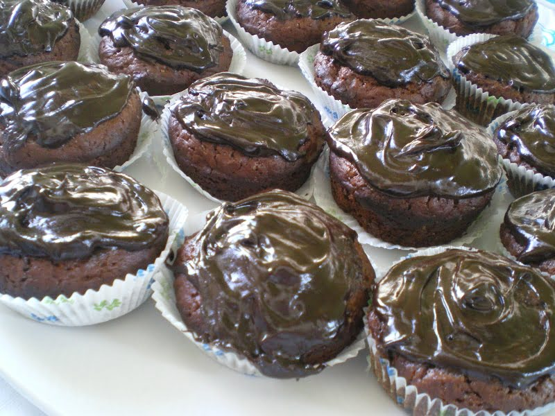 Vegan Chocolate Cupcakes image