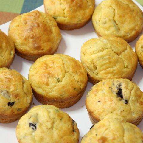 Greek muffins image