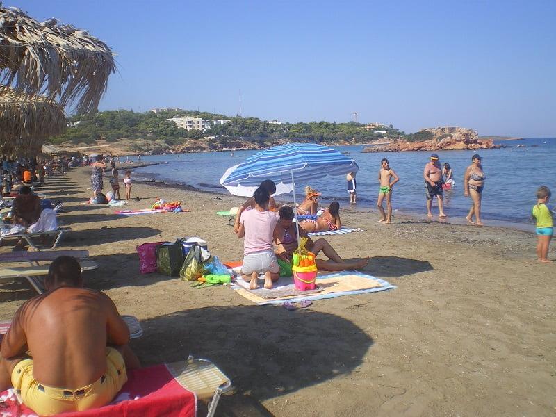 Kavouri beach image