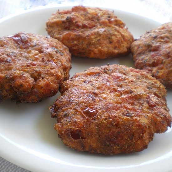 Ntomatokeftedes (Tomato Patties) and Summer escapes:  Part I – Evia