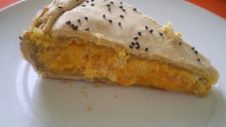 Kolokythopita (Greek Savory Pumpkin Pie)