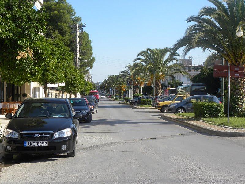 Konstantinou Paleologou Street Sparti image