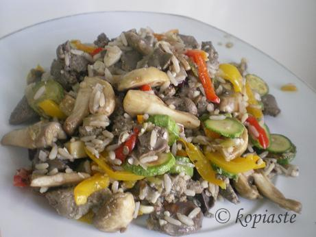 recipe for chicken gizzards and livers