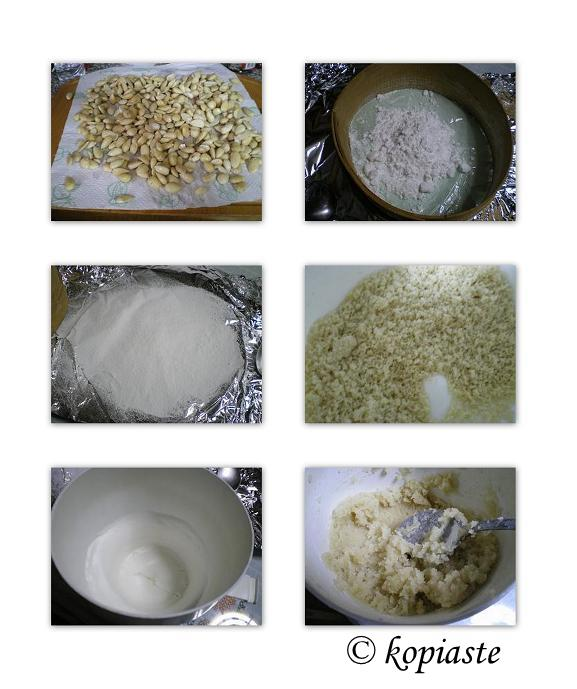 how to make almond milk from almond paste