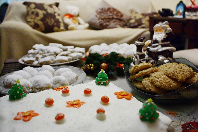 All Christmas desserts image