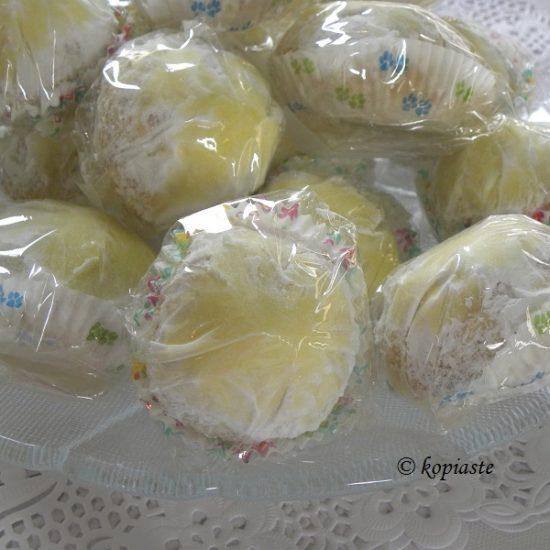 Loukoumia tou Gamou (Cypriot Wedding Cakes)