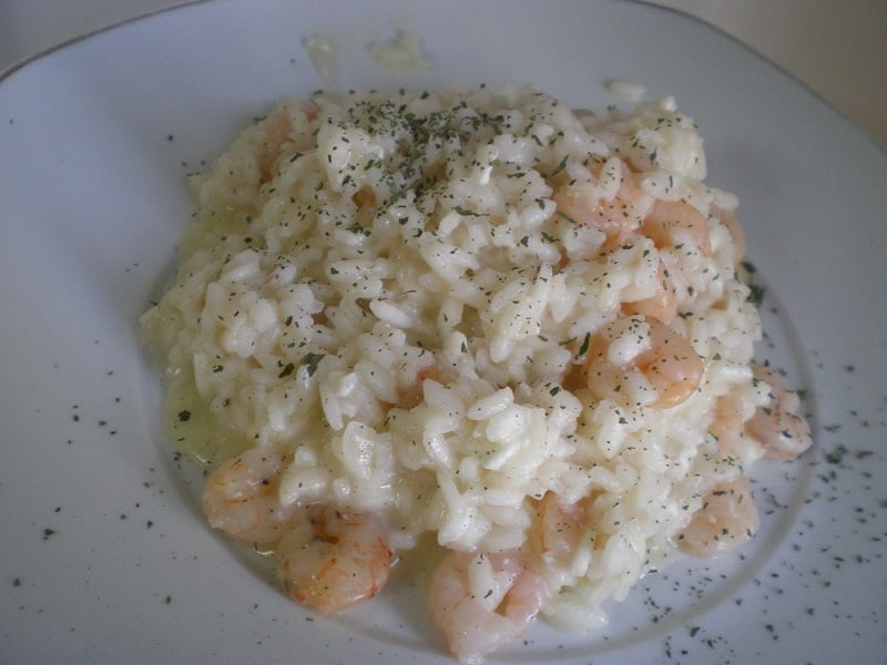 Mint on Risotto image