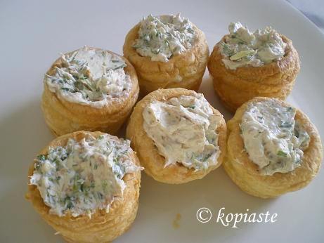 Sweet And Savory Vols Au Vent Kopiasteto Greek Hospitality