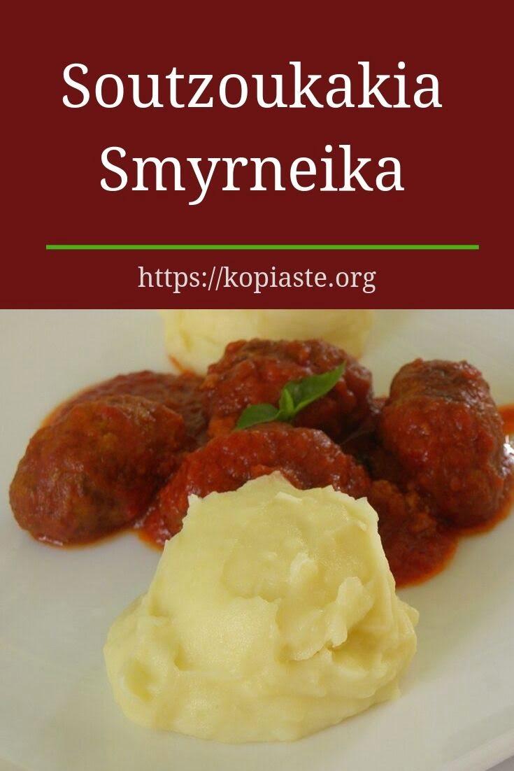Collage Soutzoukakia Smyrneika image