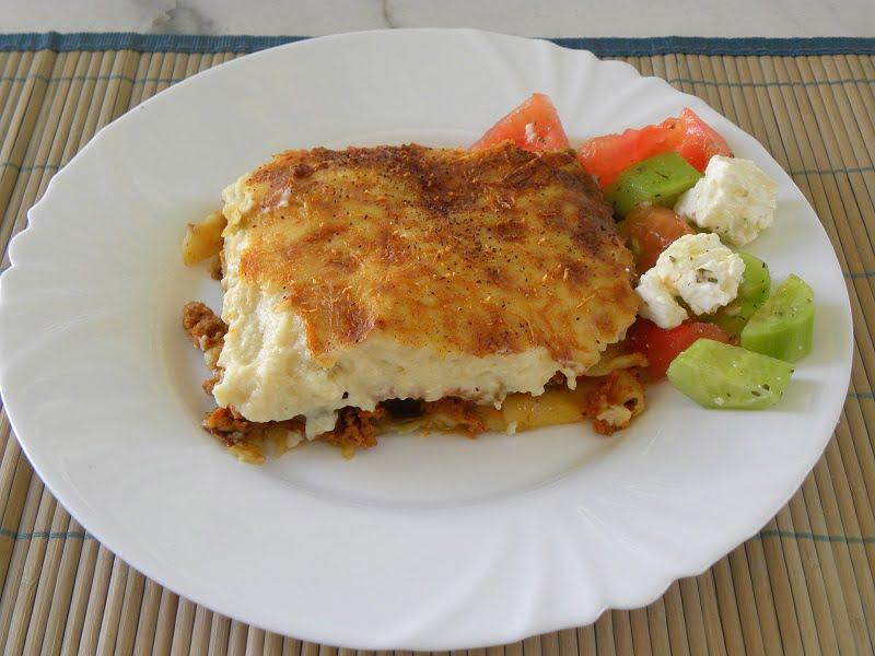 Artichoke Lasagna image
