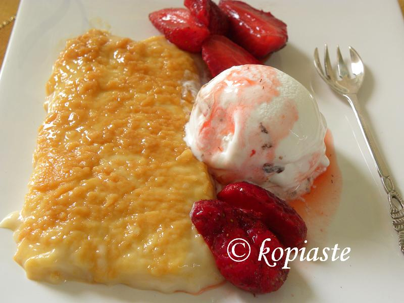 Caramelized Rice Pudding - Kopiaste..to Greek Hospitality