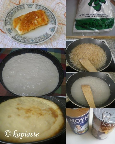 Caramelized Rice Pudding - Kopiaste..to Greek Hospitality