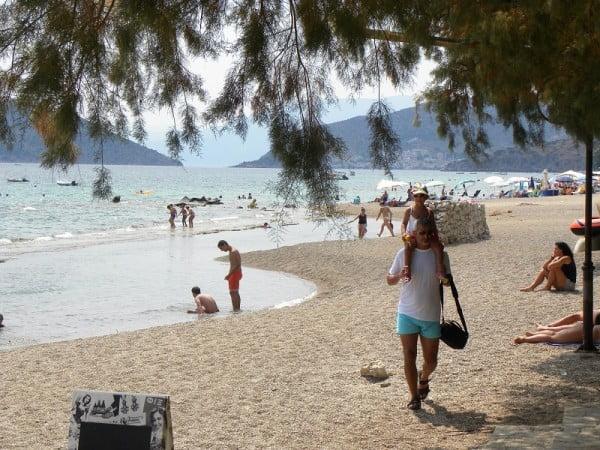 Beach at drepano image