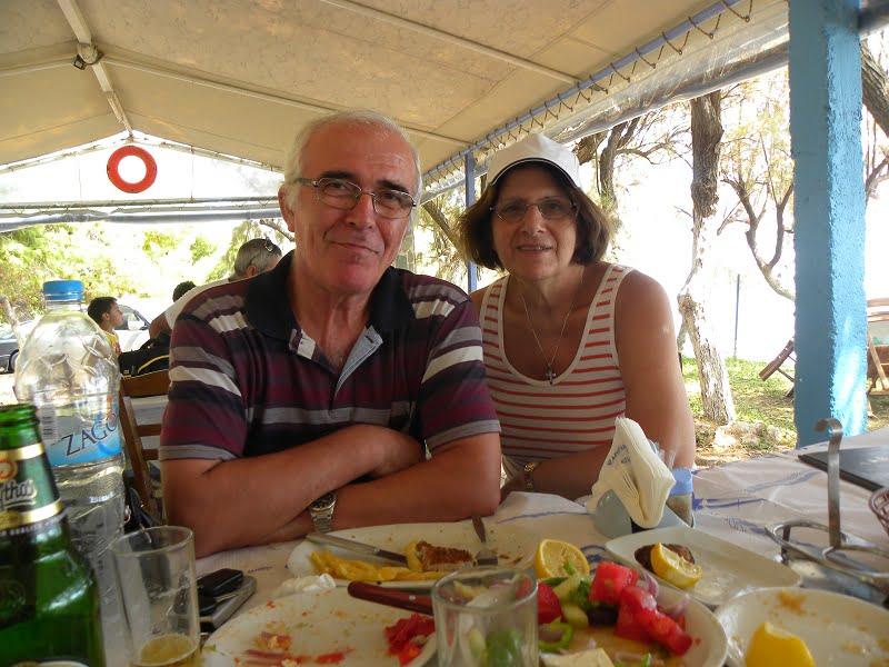 emetris and I, summer 2011 image