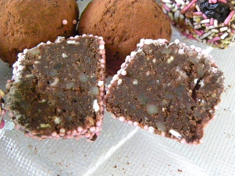 Truffles cut image