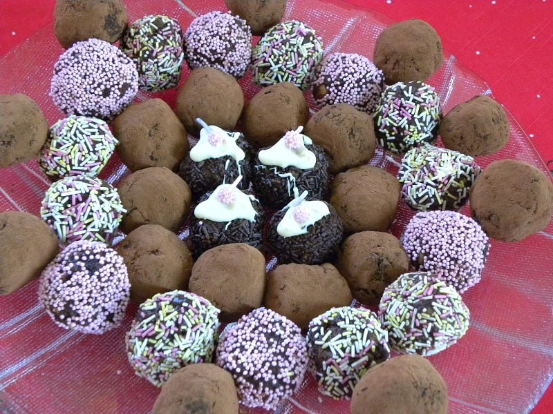 Truffles from leftovers image
