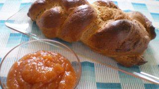Yemarina Yewotet Dabo (Ethiopian spiced honey bread)